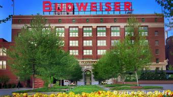Budweiser Anheuser-Busch Brewery