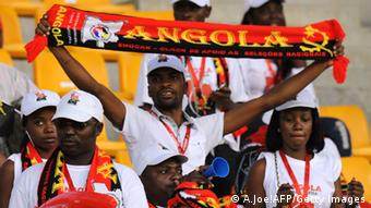 Afrika Cupa Angola Fans (A.Joe!AFP/Getty Images)