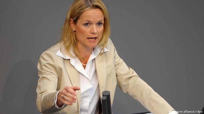 Німецька євродепутатка Віола фон Крамон
