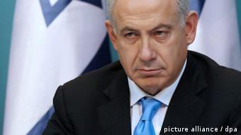 Israeli PM Benjamin Netanyahu +++(c) dpa - Bildfunk+++