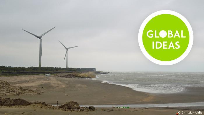 Global Ideas, Taiwan Wind und Wald +++DW/Christian Uhlig+++