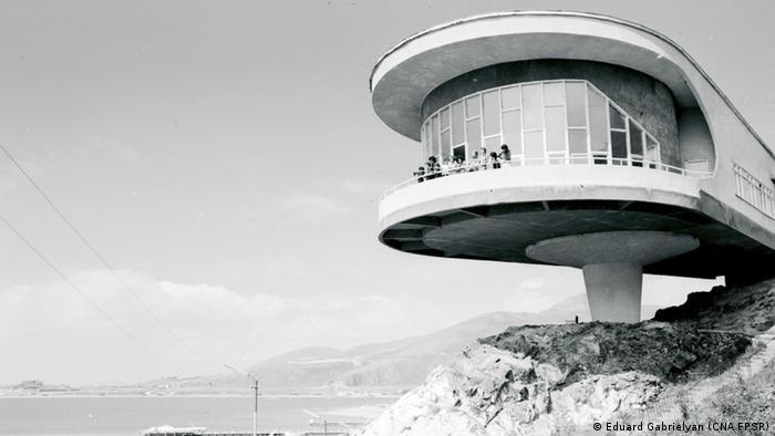 Дом отдыха Союза писателей на озере Севан, Армения