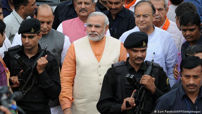 Indien Rajnath Singh (Sam Panthak/AFP/GettyImages)
