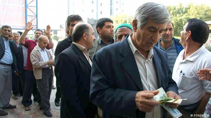 Iran Lebensmittelpreise steigen