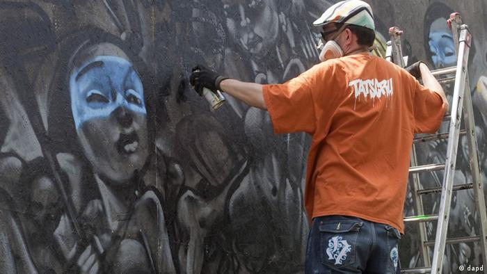 """""""São Paulo está matando a própria cultura"""", diz curador alemão de arte urbana"""