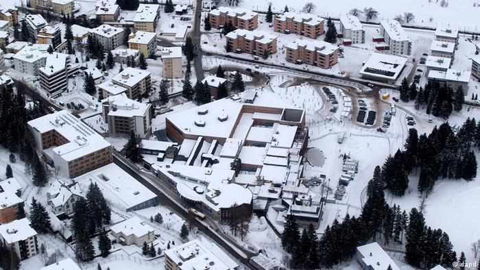 """الثلوج تحتضن """"نخبة العالم"""" - ما الذي سيجلبه دافوس عام 2019؟"""