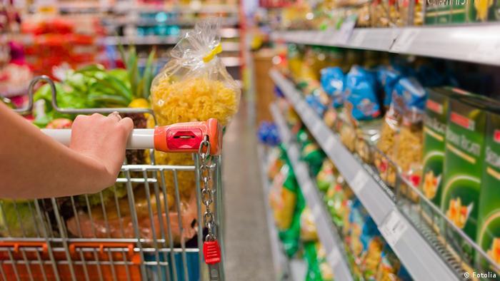 Lebensmittel (Fotolia)