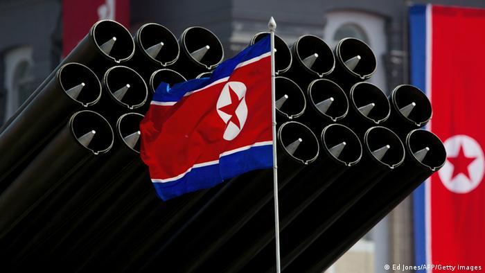 Nordkorea Missile Tests