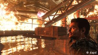 This video game image released by Activision shows a scene from Call of Duty: Black Ops II (Photo: Activision/AP/dapd)