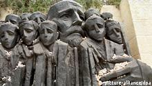 Skulptur Yad Vashem