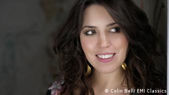 La pianista venezolana Gabriela Montero.