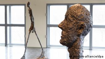 Німецький Commerzbank був власником найдорожчого твору мистецтва - Людини, що крокує Джакометті