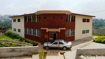 Das Deutsch-Afrikanische Wissenschaftszentrum in Yaoundé Foto: Aya Bach