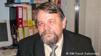 Martin Tais, Sarajevo climate expert