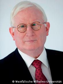 Antonio Autiero, Professor für Moraltheologie an der Katholisch-Theologischen Fakultät der Westfälischen Wilhelms-Universität Münster (Foto: Pressebild)