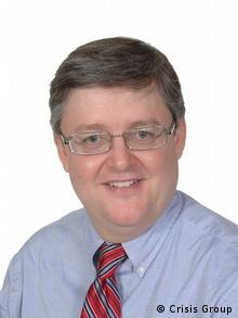 William Lawrence, International Crisis Group (ICG) Africa expert