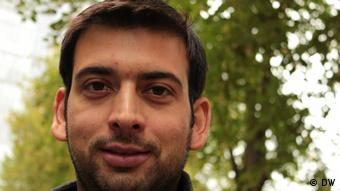 Idrees Lone (photo: DW Akademie).