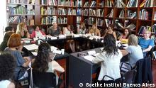 Übersetzertreffen im Goethe Institut - Buenos Aires