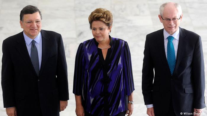 Cumbre UE-Brasil.