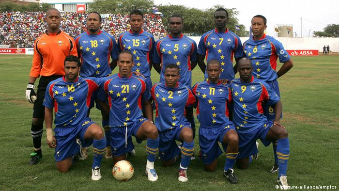 Football - 2013 Africa Cup of Nations - Qualified Teams - Cape Verde. Cape Verde Team Group URN:15454270