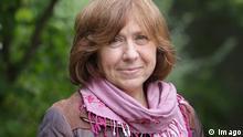 Deutschland Weißrussland Schriftstellerin Swetlana Alexijewitsch in Berlin