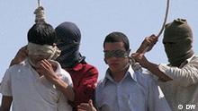 Hinrichtung von Minderjährigen im Iran