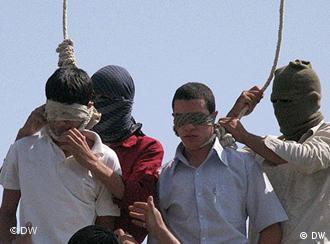 اجراى حكم اعدام دو نوجوان در مشهد در ۲۸ تيرماه