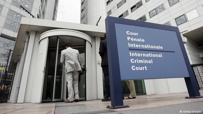 Symbolbild Internationaler Strafgerichtshof Den Haag