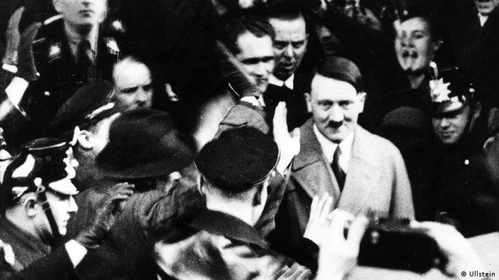 Machtergreifung NSDAP Hitler Reichskanzler