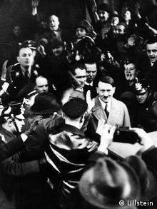 Auf dem Weg zur Macht. Adolf Hitler kurz nach seiner Ernennung zum Reichskanzler