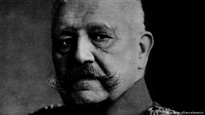 Paul von Hindenburg (picture-alliance/empics)