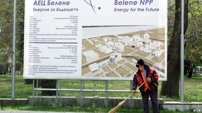 Referendum Atomenergie in Bulgarien
