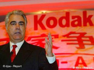 Kodak-Chef Antonio Perez will sofortige Veränderungen