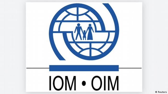 Logo Internationale Organisation für Migration