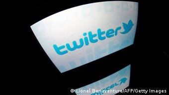 The 'Twitter' logo LIONEL BONAVENTURE/AFP/Getty Images)