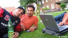Arabische Studenten Social Media Deutschland
