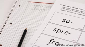 Alphabetisierungskurs Übung schreiben lernen