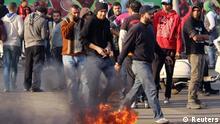 Kairo Ägypten Todesurteil Krawall Fußball Gericht Fans Demonstration
