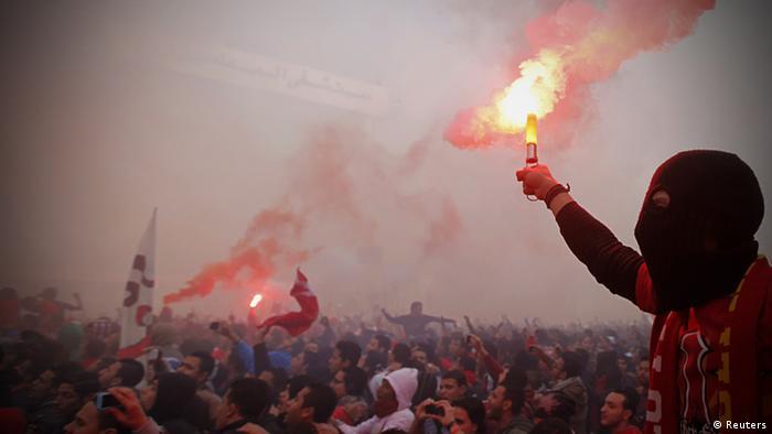 Ägypten Kairo Todesurteil Massaker Krawall Fußball Gewalt