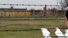 Marsch der Lebenden Auschwitz Birkenau