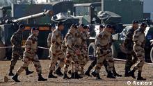 Mali - Französische Soldaten in Miramas in Frankreich