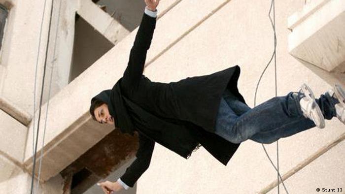 Iran Stundtfrau Mahsa Ahmadi