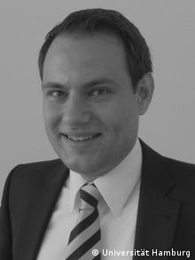 Economist Dr. Ingo Fiedler (University of Hamburg)