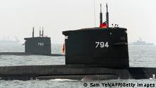 Taiwan Marine U-Boot