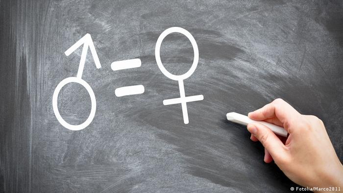 Symbolbild Gleichberechtigung Wahlrecht Iran (Fotolia/Marco2811)