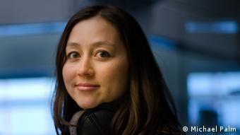 Portraitfoto Olivia Fritz (DW) (Foto: Michael Palm, Palm-Pictures)