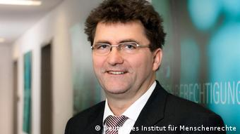 Michael Windfuhr, Deputy Director of the German Institute for Human Rights