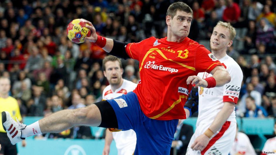 Denmark Spain Handball Live