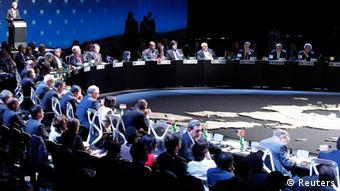 EU-CELAC Gipfel Chile 2013
