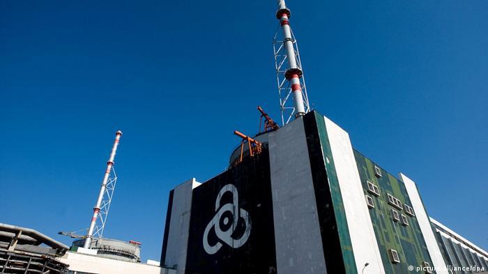 Bulgarien Atomkraftwerk Kosloduj